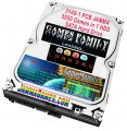 Jamma Games Family 3500 in 1 SATA Hard Drive 3149-1 PCB upgrade 3149 Arcade Game