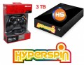 3TB Hyperspin Drive with Controller