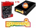 8TB Preconfigured Hyperspin Hard Drive EXTERNAL with Microsoft Wireless Controller